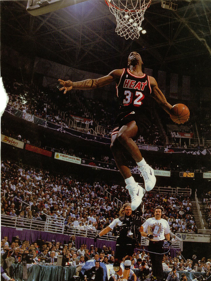 the complete history of nba slam dunk champions and the