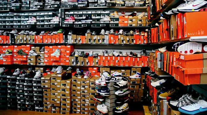Police Seize 35 000 In Brand New Sneakers During Drug Raid Sole Collector