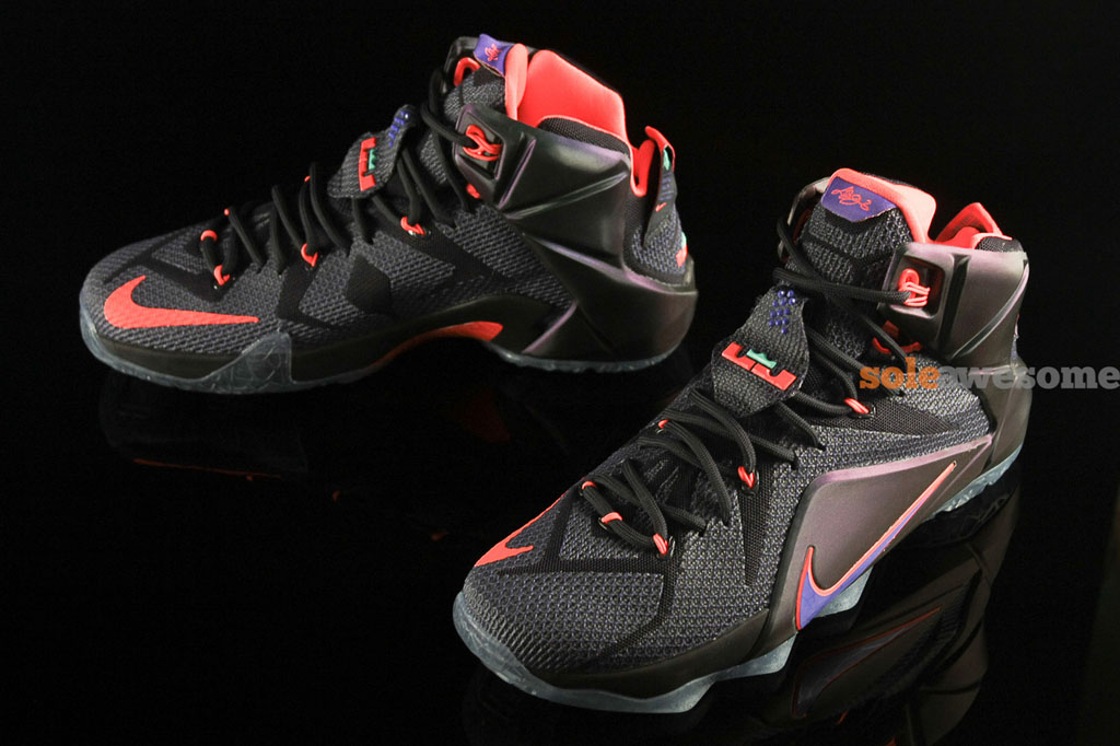 new product ec827 42235 Nike LeBron 12 'Instinct' | Sole Collector