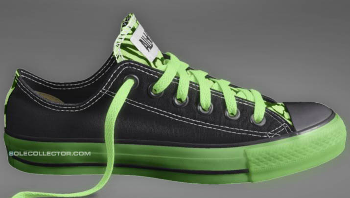 Converse Glow in the Dark Shoes Sneakers Chuck Taylor All Star (9)