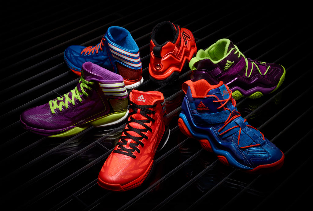 "adidas Basketball ""Bright Lights, Big City"" Pack"