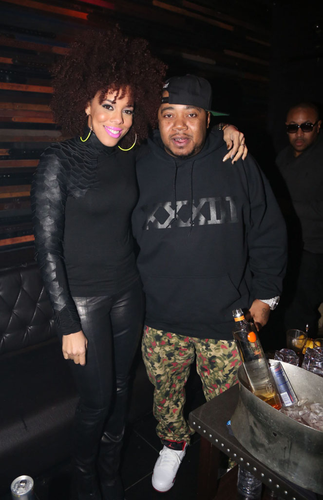 Twista wearing Air Jordan 5 Retro Fire Red