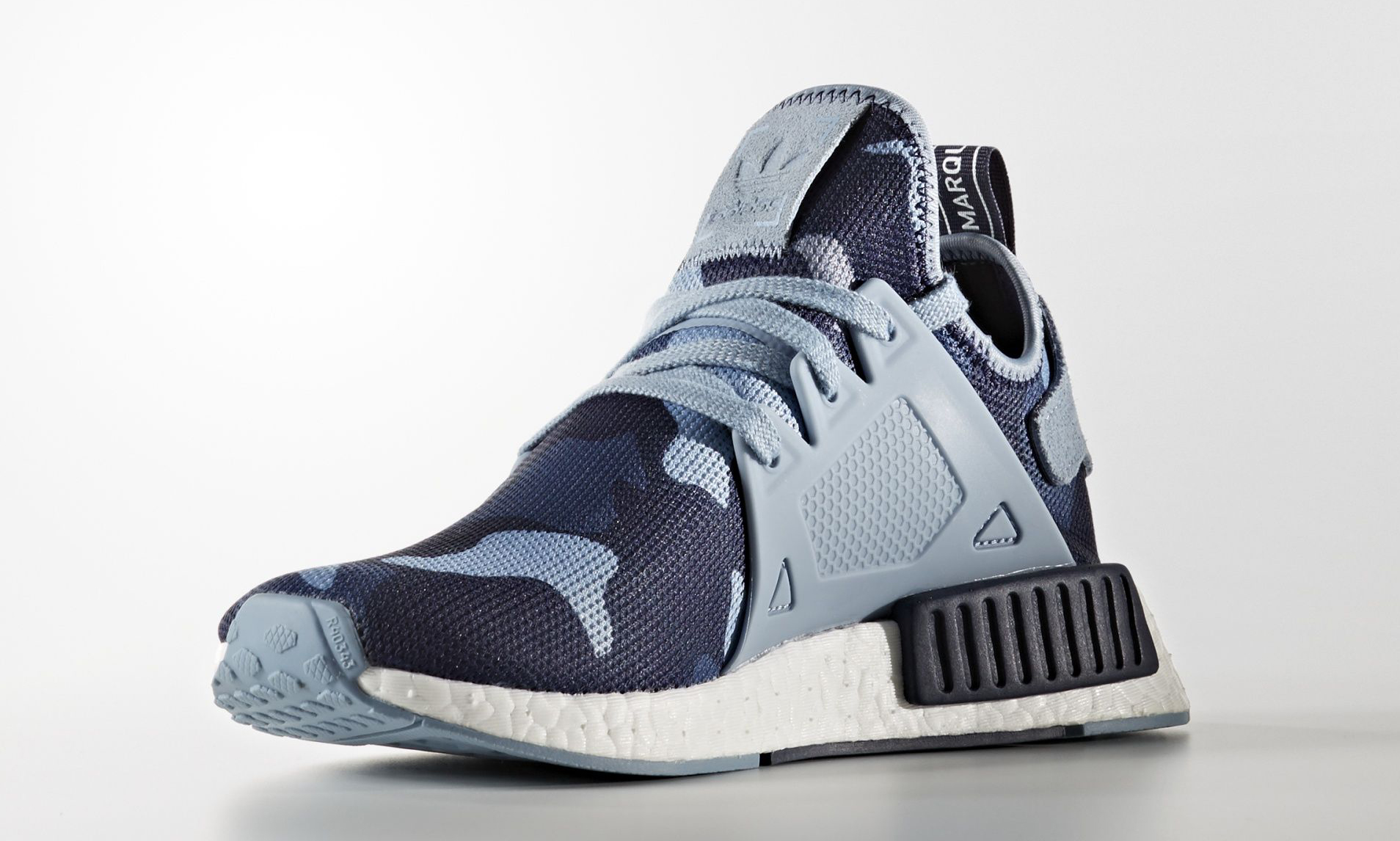 Adidas NMD XR1 PK (Black/White/Red) S32216 hkmenshoes
