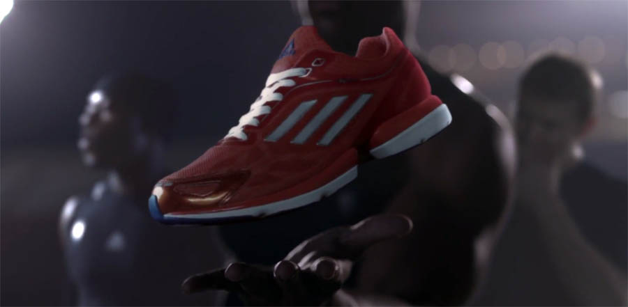adidas adiZero Rush Running Shoes Unveiled