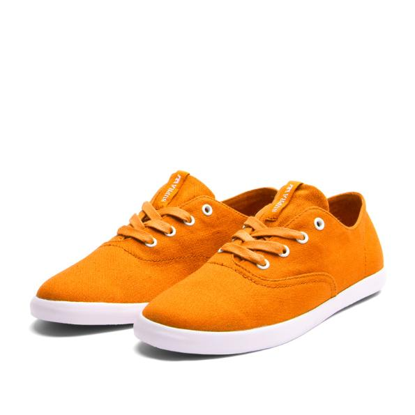 SUPRA Footwear - The Wrap - Orange