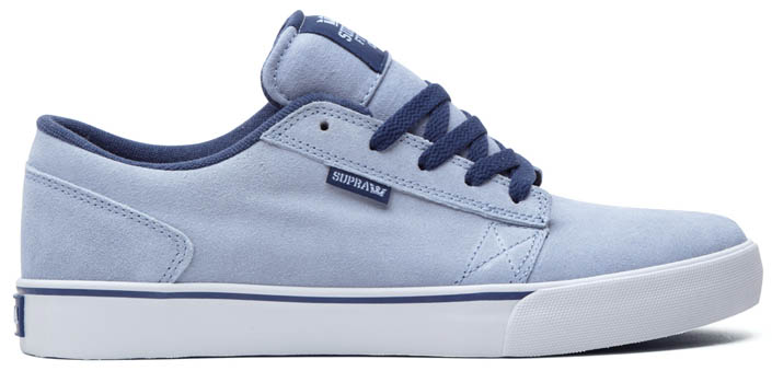SUPRA Amigo Light Blue Suede (3)