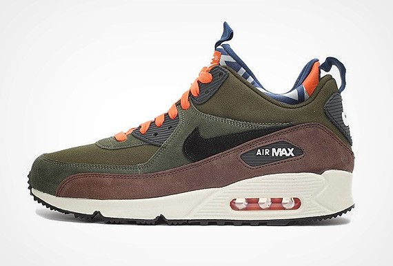 detailed look 6014a c9ff2 Already introduced in several great colorways, what are your initial  thoughts on the all new Air Max 90 Sneakerboot