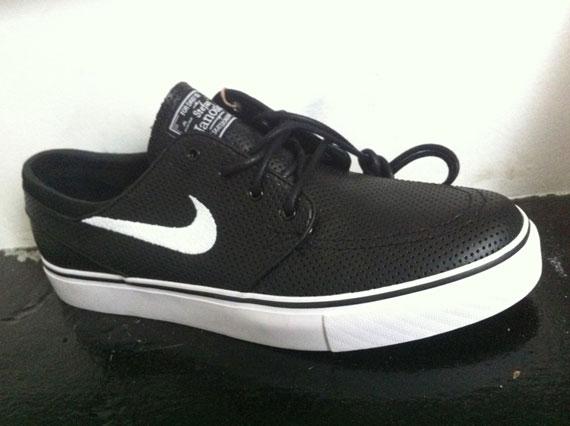 popularna marka kup najlepiej autentyczna jakość Nike SB Zoom Stefan Janoski - Black Perf | Sole Collector