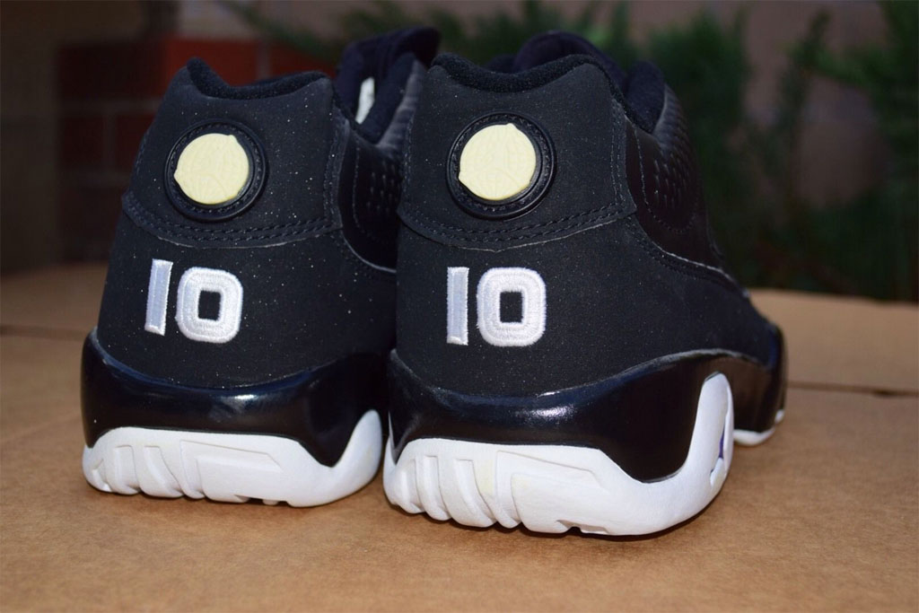 premium selection ac069 264f8 Mike Bibby Air Jordan 9 Low Kings PE (2002)