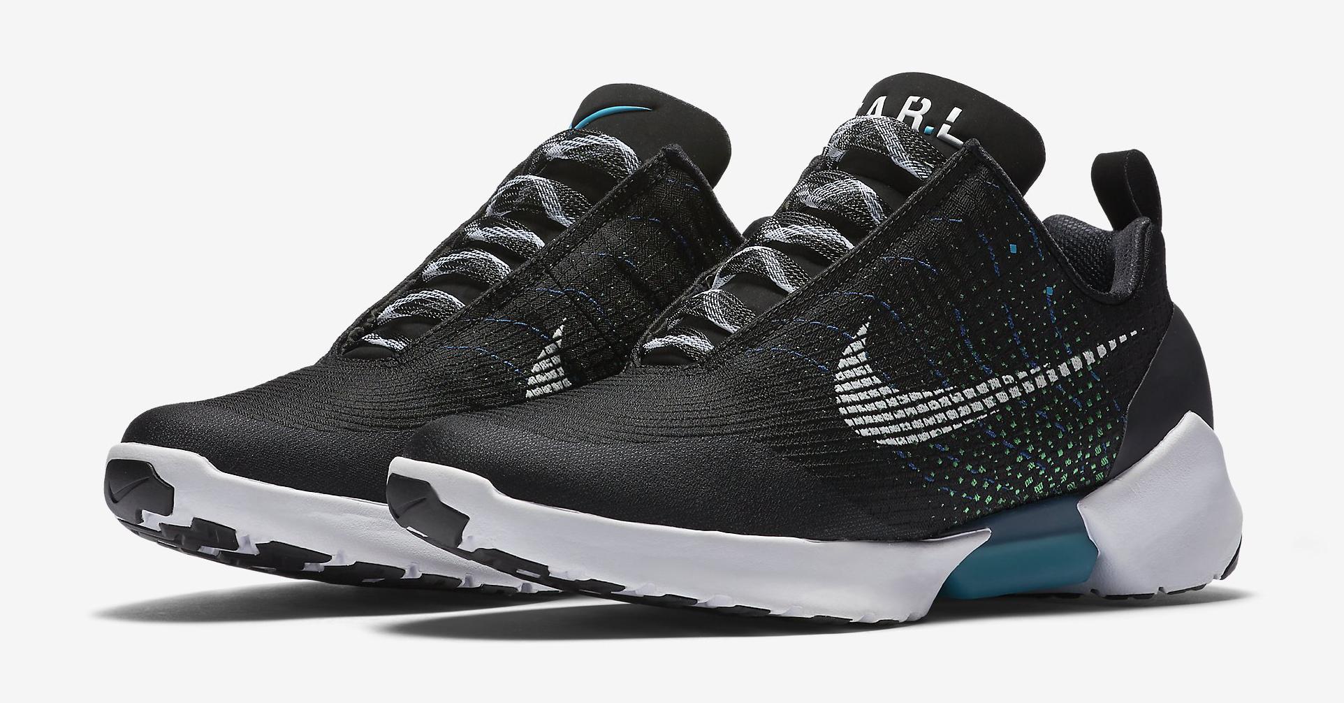 Nike Hyperadapt 843871-001 Quarter