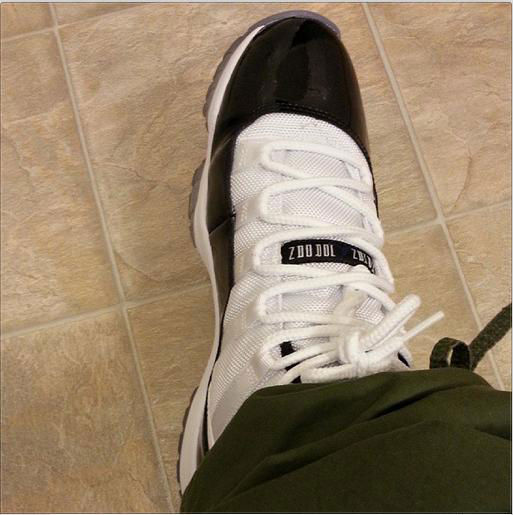 Spotlight // Forum Staff Weekly WDYWT? - 8.17.13 - Air Jordan XI 11 Retro Concord by ReD09