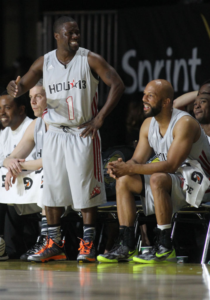 sneaker watch 2013 sprint celebrity game sole collector