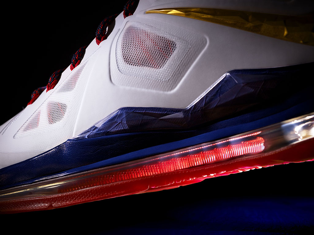 Nike LeBron X USA Olympic Gold Medal (3)