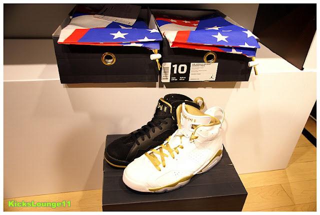 designer fashion dc1d2 8939e Air Jordan Golden Moment Pack VI VII 535357-935 (1)
