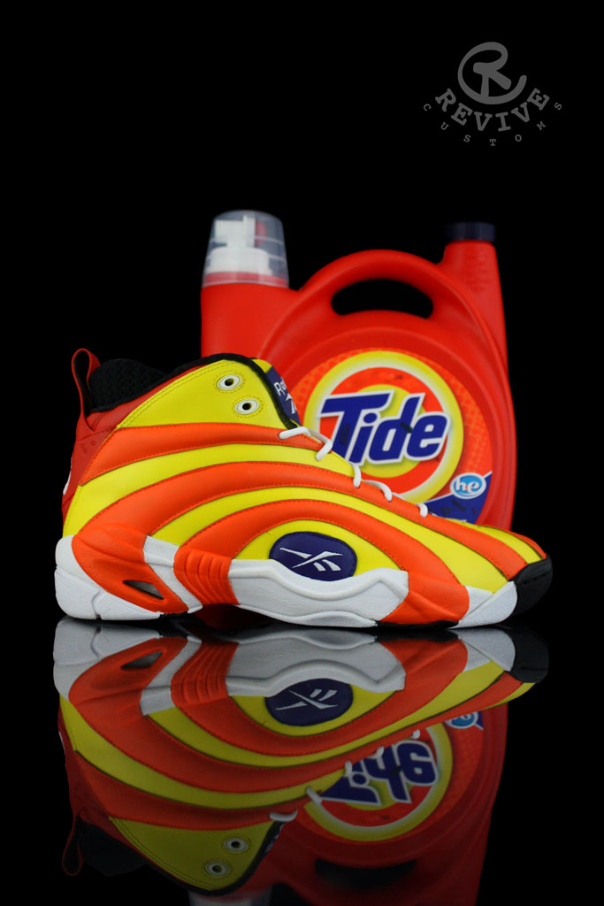 Revive Customs Product Placement Series: Reebok Shaqnosis Tide (3)