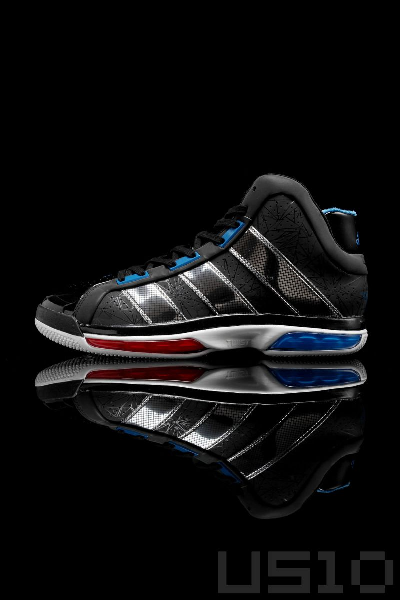 adidas Basketball 2011 All-Star Shoes For Derrick Rose & Dwight Howard
