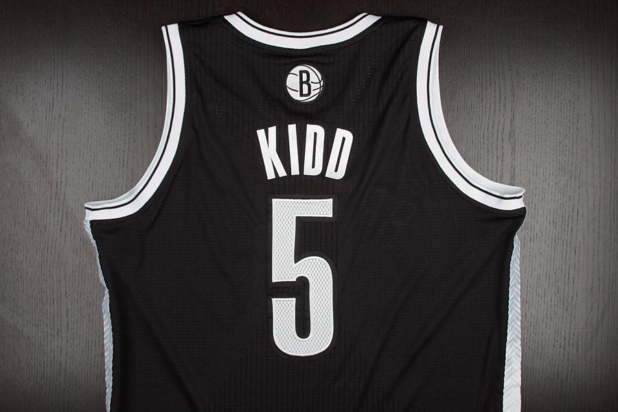 finest selection 9fa3d ac5e6 Jersey Spotlight // Jason Kidd Brooklyn Nets adidas REV30 ...