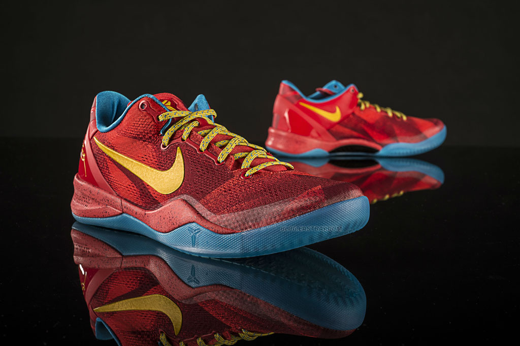 new products 59fbb dcdd4 Nike Kobe 8 Year of the Horse Restoc