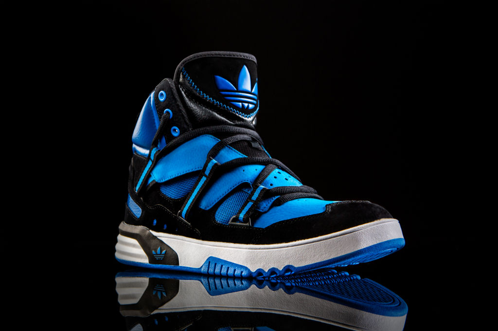 adidas Originals Roundhouse Instinct Black Blue Q32910 (4)
