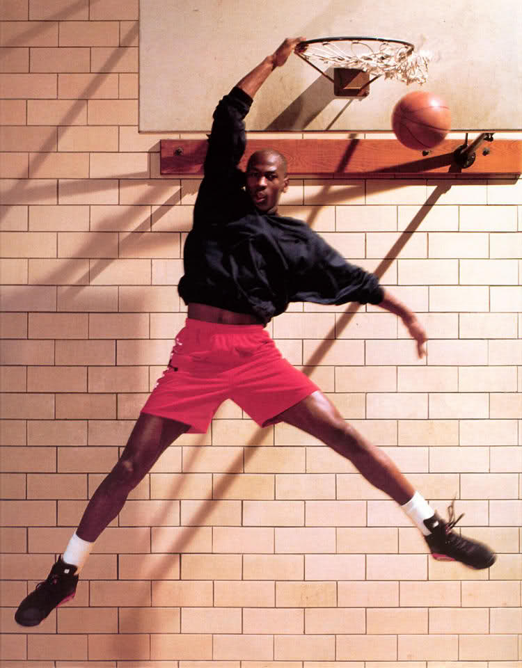 92 Best 80s Outfits Images On Pinterest: The 30 Best Michael Jordan Nike Posters Of All-Time