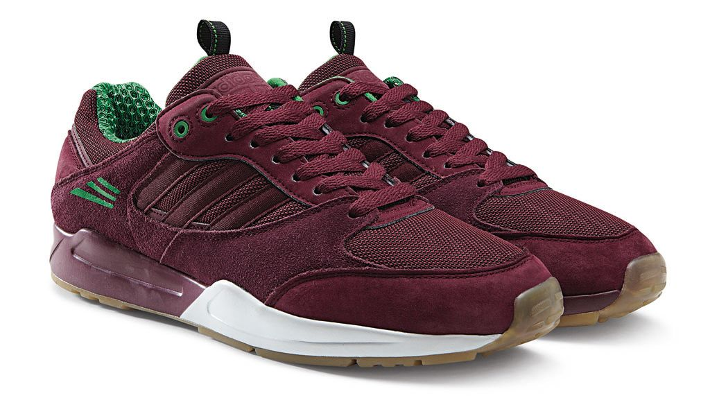 adidas Originals Tonal Runner Pack Fall/Winter 2013 Tech Super 500 Burgundy (2)