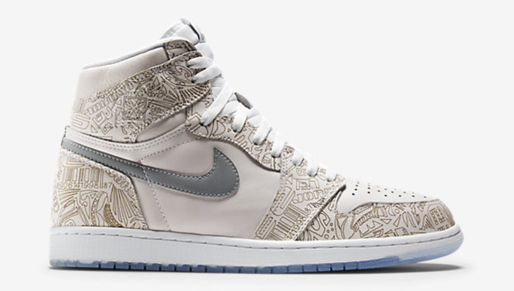 low priced 8e713 05486 Find out when you can pick up the  Laser  Air Jordan 1 Retro High from Nike  Store.