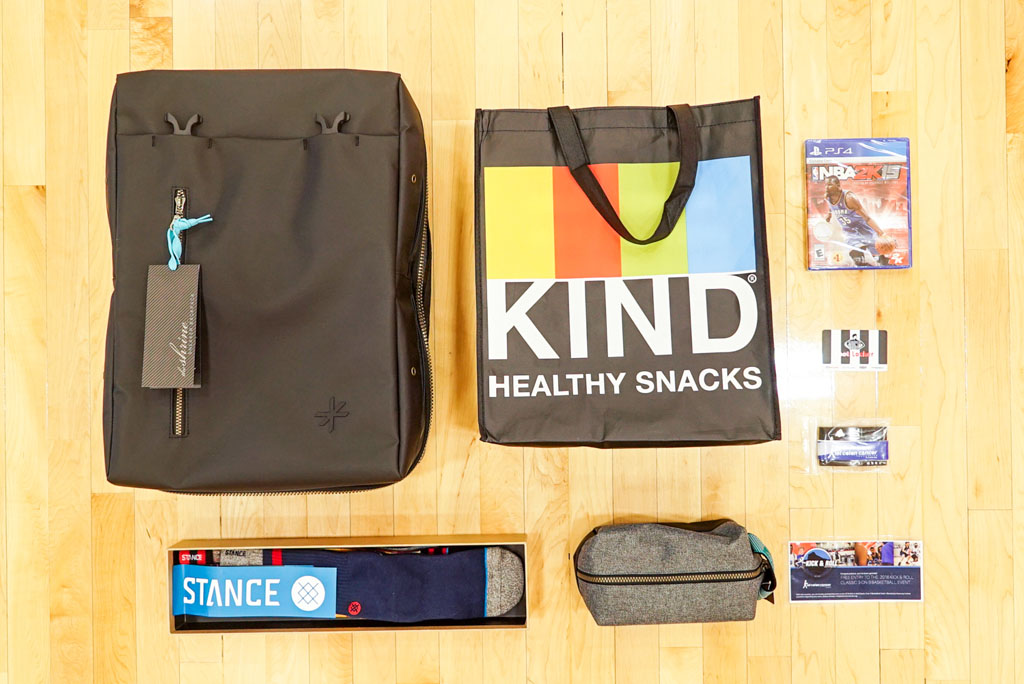 Kick & Roll Classic Kiel Colon Cancer Prize Pack (3)