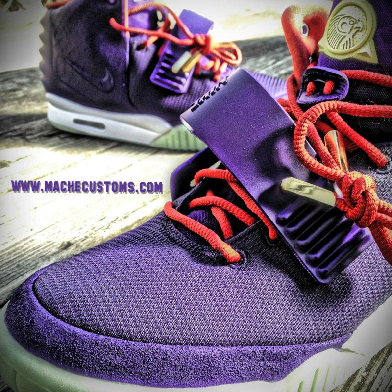 Air Yeezy 2 Cheetah shoes
