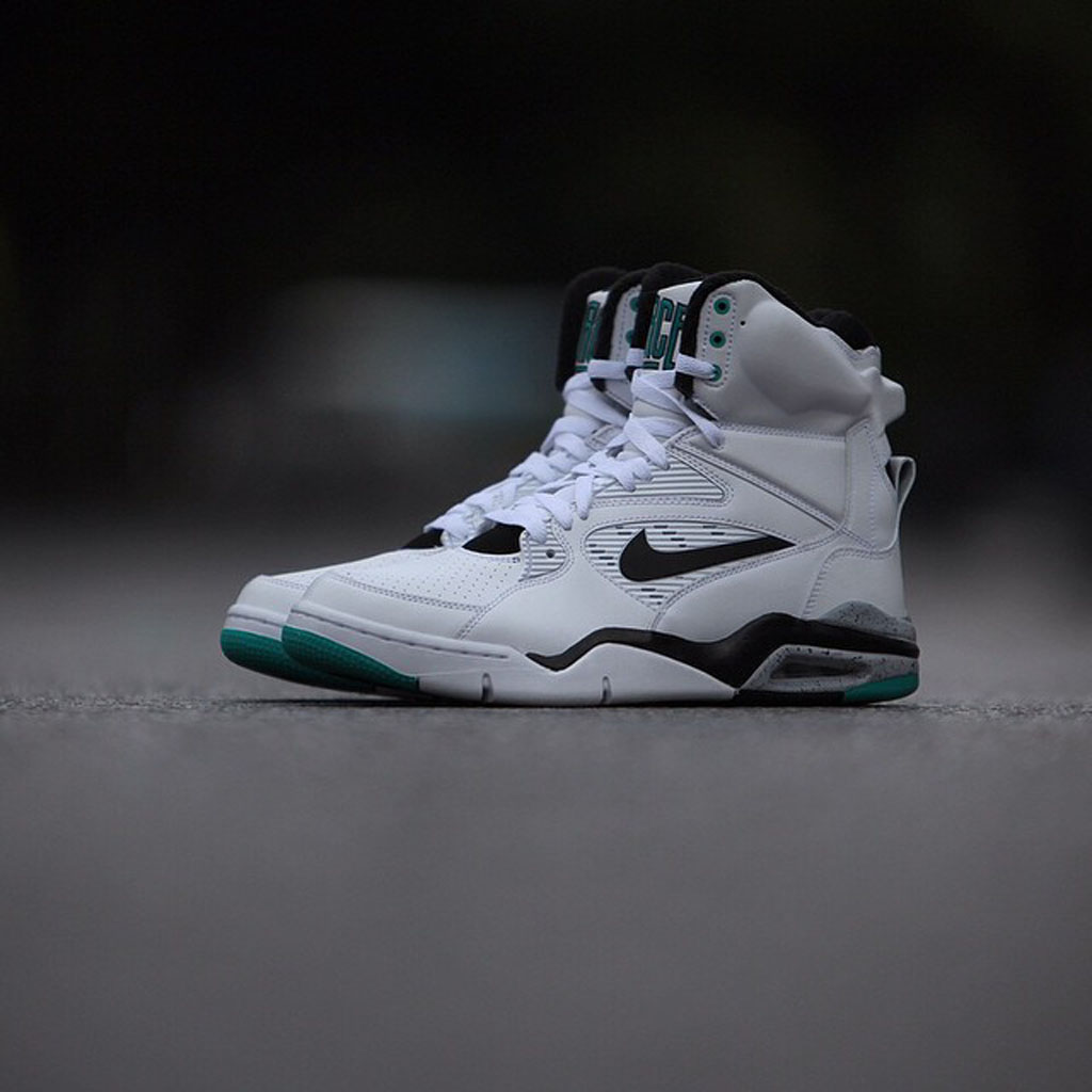 promo code a6ebb ab9c5 Will The  Emerald  Nike Air Command Force Pump Be Limited to 50 Pairs