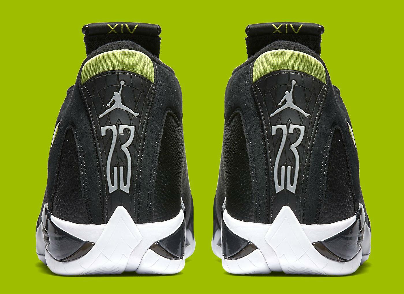 Indiglo Jordan 14 Heel 487471-005