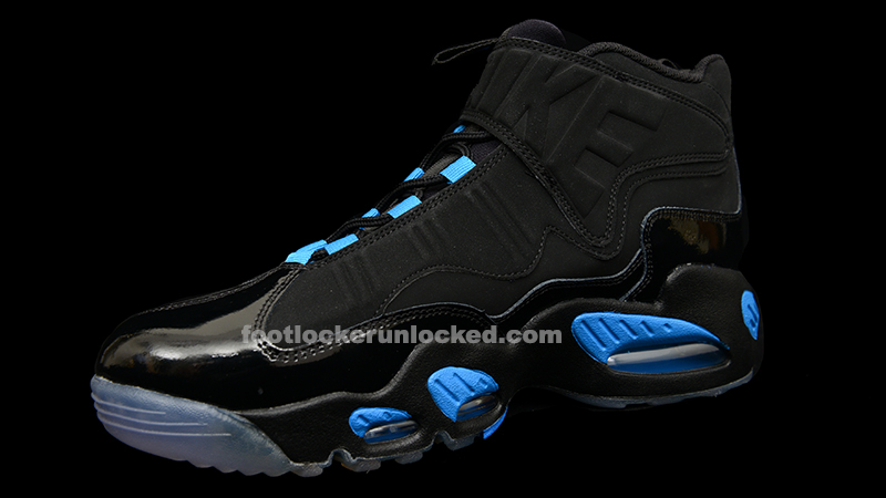 new product cf60f 53541 Nike Air Griffey Max 1 - Black   Photo Blue