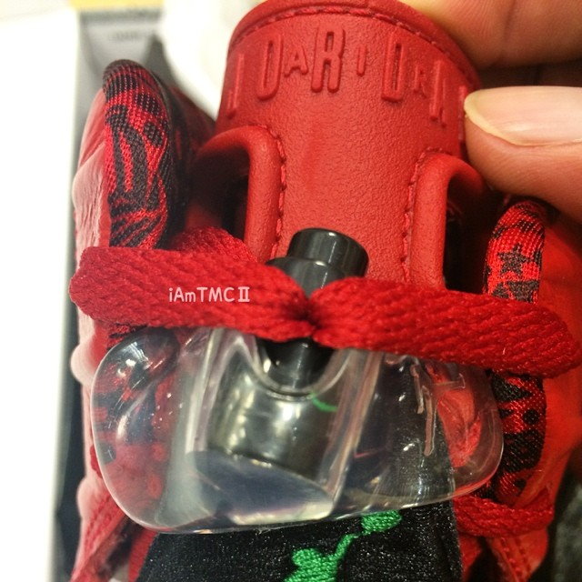 Air Jordan VI 6 Spizike History of Air Jordan Red 694091-625 (3)