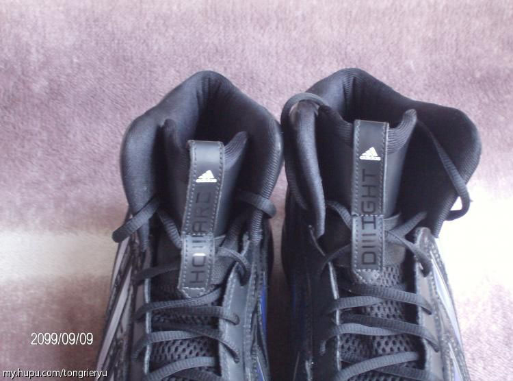 adidas adiPower Howard 3 Blackout G56412 (4)