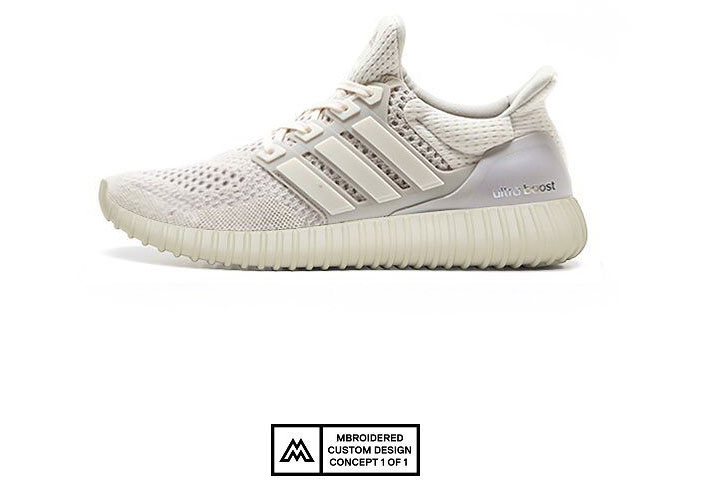 adidas Ultra Boost Yeezy 350 Sole: Off-White