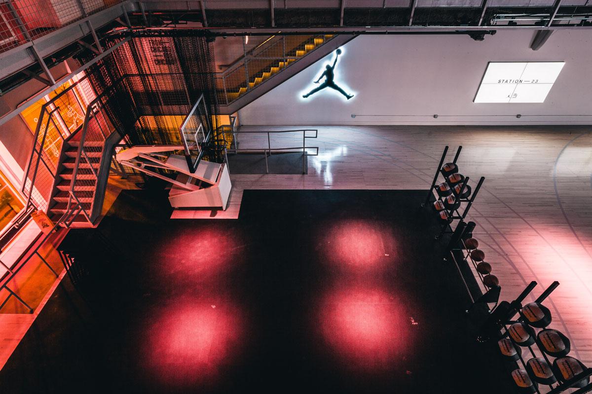 Air Jordan Store in Chicago