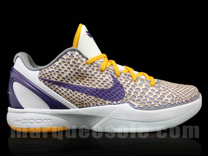 Nike Zoom Kobe 6 VI 3D Hollywood