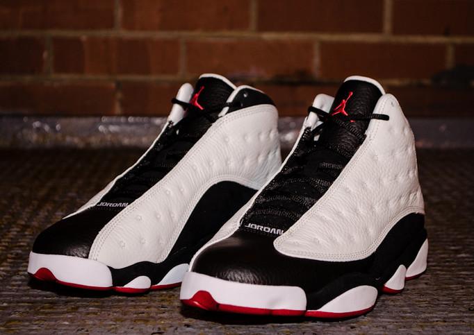 nike air max assaillir iii hommes - Air Jordan 13 Retro - White/Varsity Red-Black | Sole Collector