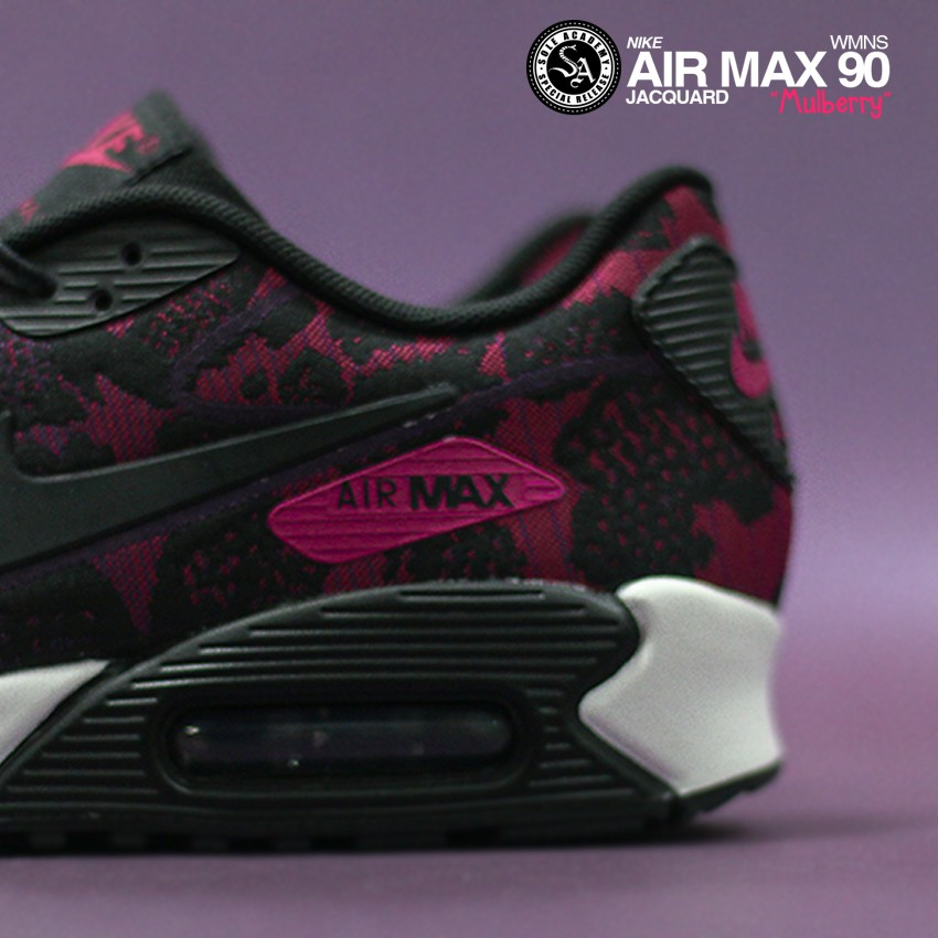Nike Air Max 90 Black Sole