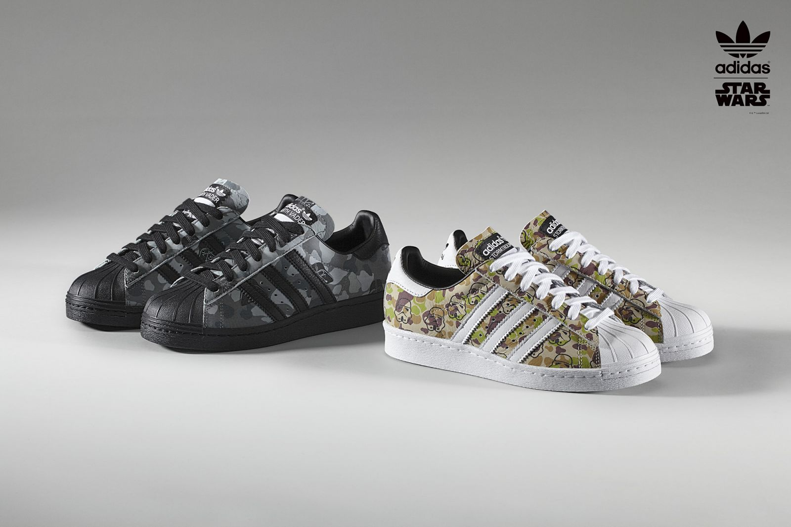 adidas originals star wars 2 Green