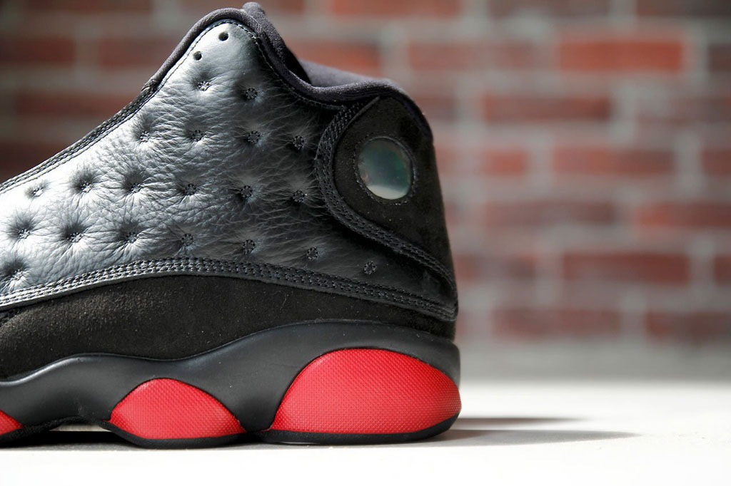wholesale dealer 8171d 1a80c Another Look at the Air Jordan 13 Retro Black Infrared 23