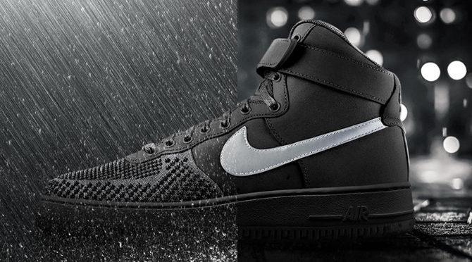 timeless design 56b08 44a2a NIKEiD Air Force 1 Duckboot Images via Nike