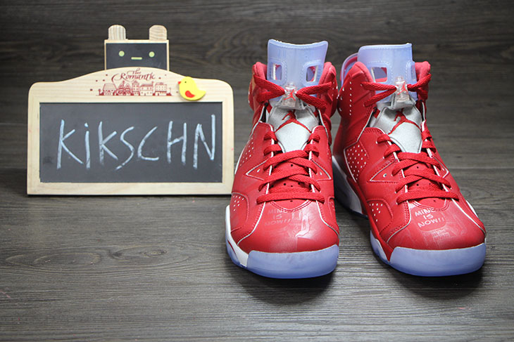 Air Jordan VI 6 Slam Dunk 717302-600 (4)
