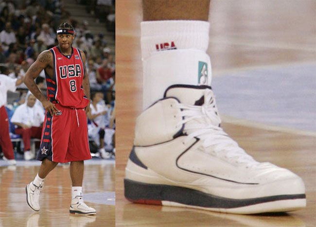 quality design b722a ff01c Carmelo Anthony's 10 Best On-Court Sneaker Moments | Sole ...