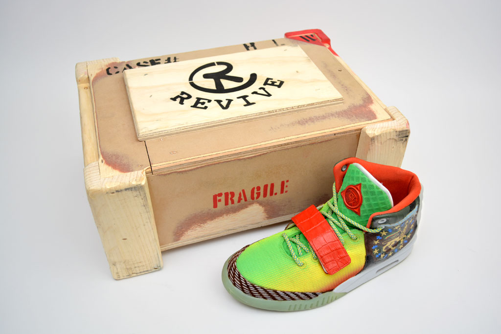Nike Air Yeezy 2 'Marleezy' by Revive Customs (5)