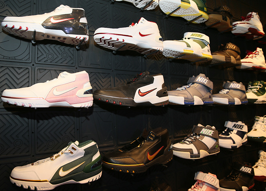 Nike s LeBron James Collection Gallery In Beijing  8d56284e89a6