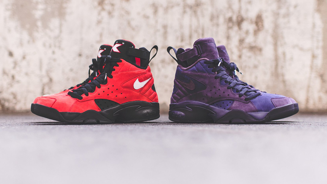 Kith x Nike Air Maestro 2 High Collection