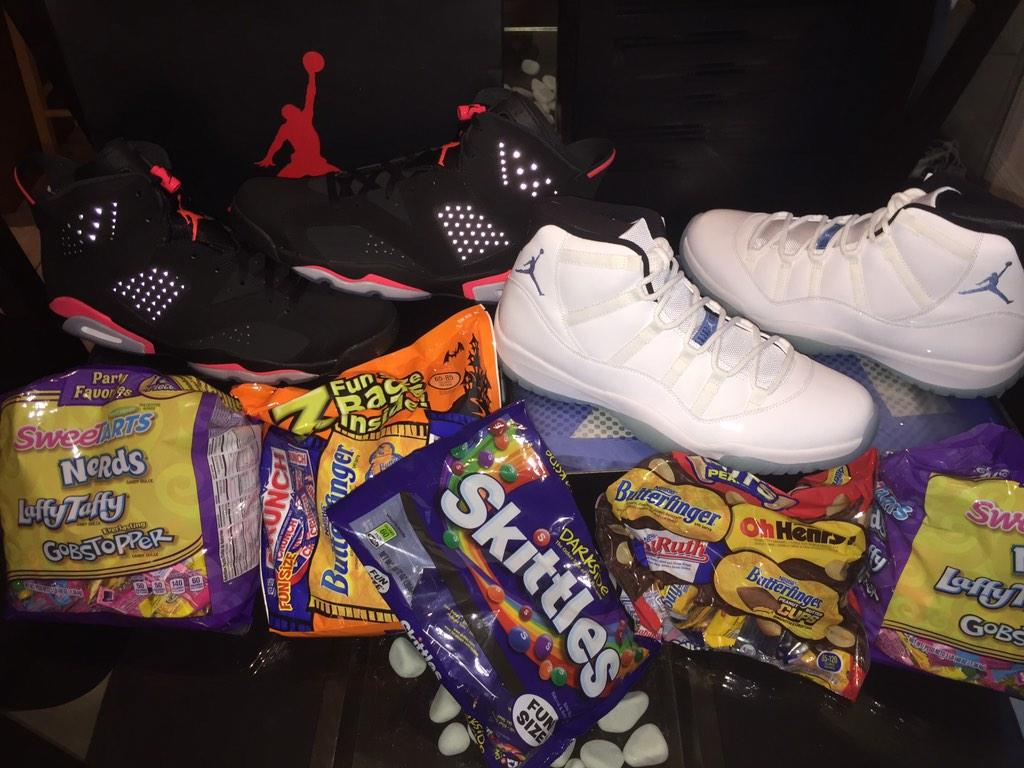 super popular c86d3 34d03 Marcus Jordan May Be Giving Out Air Jordans with His ...