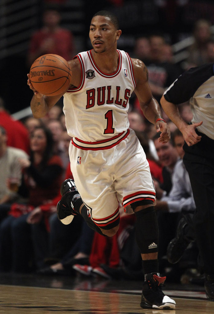 The Top 10 Chicago Bulls Sneakers That Aren't Air Jordans: adidas D Rose 1.5 (2)