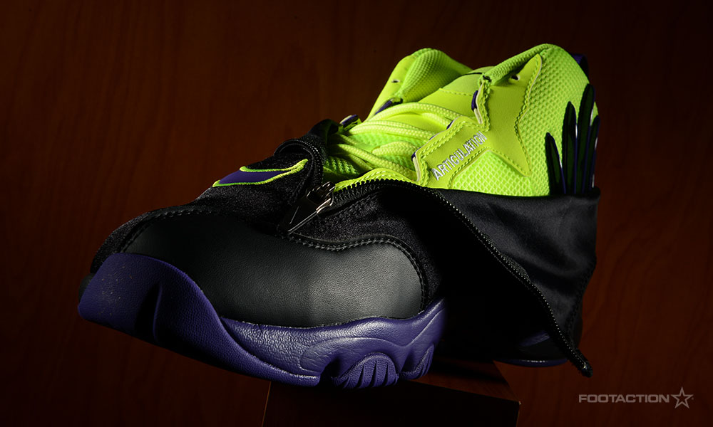 Nike Air Zoom Flight The Glove Lakers (7)