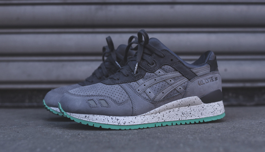 timeless design 6dc0d 22f38 No Collab, No Problem for Asics Gel Lyte IIIs | Sole Collector